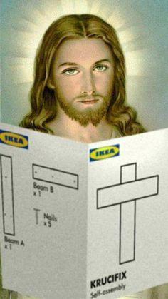ikea + jesus