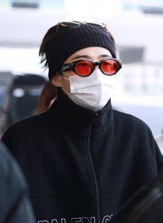 Kim Hanbin, Airport Style, Ikon, Singapore, Language, Music, Fashion, Moda, La Mode