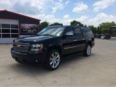 2013 Chevrolet Suburban LTZ in Burleson, Texas
