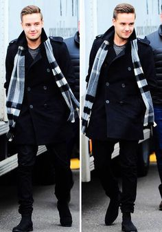 I'm pretty sure he's secretly part of the royal family or the beckham family