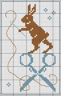 rabbit on scissors.JPG 1,846×2,886 ピクセル