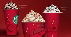 Starbucks Buy One, Get One Free Holiday Drinks