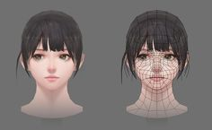 ArtStation - 3D LOW POLY, Sangwook Kang