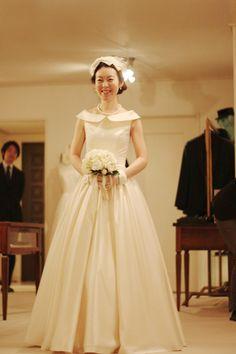 海外挙式 ウェディングドレス
