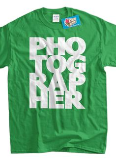Funny Gifts for Photographers Camera Photography by IceCreamTees, $14.99