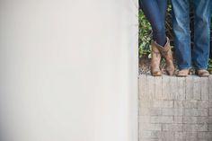 University of Texas engagement shoot #cowboy boots #wedding #sassaniphotography