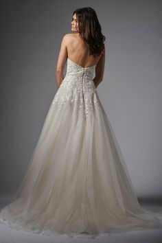 Wtoo Brides Chloe Gown Style 15778   Watters.com