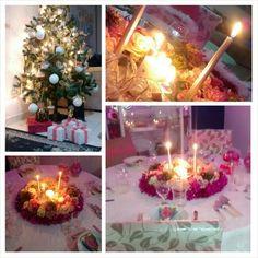 Natal rosa com as amigas :D