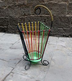 French-Vintage-umbrella stand-holder-mementosbcn-7
