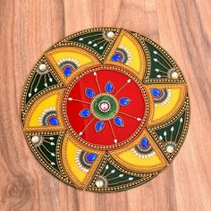 Rangoli Designs for Diwali: Buy Diwali Rangoli Online, Rangoli Stencils Diya Designs, Colorful Rangoli Designs, Rangoli Designs Diwali, Diwali Rangoli, Rangoli Designs Images, Beautiful Rangoli Designs, Diwali Craft, Diwali Gifts, Same Day Delivery Gifts
