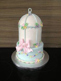 My daughters birthday cake