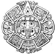 simbolos aztecas - Buscar con Google
