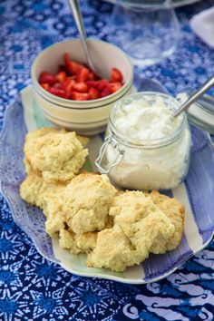 Strawberry Shortcake Recipe: A classic summer treat.