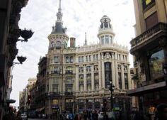 El edificio más bonito de Madrid