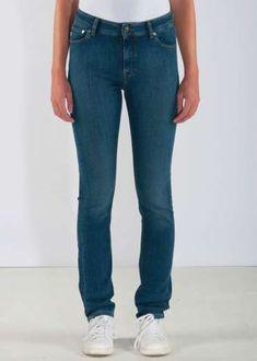 f90d6393b38 Öko 5-Pocket Hose mit schmaler Silhouette/ Slim Fit in black black/ schwarz