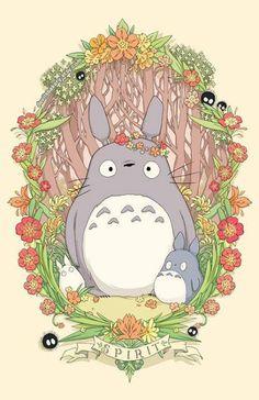 What if Totoro was a mom? @@ #totoro #ghibli #kawaii #ghiblistudio #totoroshopco