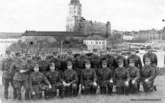 Kuvahaun tulos haulle vyborg soviet occupation