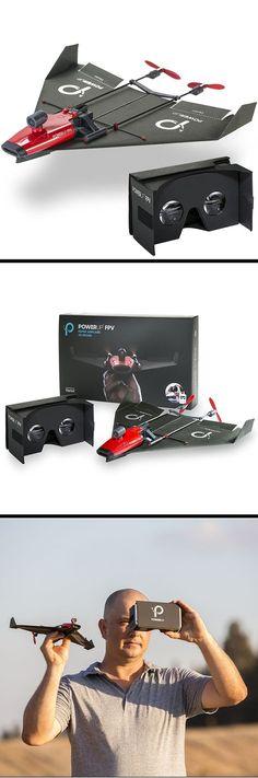 Paper Airplane VR Drone | Craze Trend Plus de découvertes sur Drone Trend.fr #drone #uav #robot