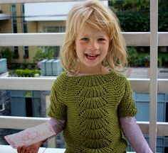 Camilla Girl pattern from Quince and Co. Link to the recipe on my blog. Knitmandu: Sidste Camilla...