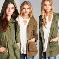 #military jackets!! #sale All here!!! #ootd #outfitoftheday #lookoftheday @carriesclosetshop #fashion #fashiongram #style #love #beautiful #currentlywearing #lookbook #wiwt #whatiwore #whatiworetoday #ootdshare #outfit #clothes #wiw #mylook #fashionista #todayimwearing #instastyle #bohostyle #instafashion #outfitpost #fashionpost #todaysoutfit #fashiondiaries