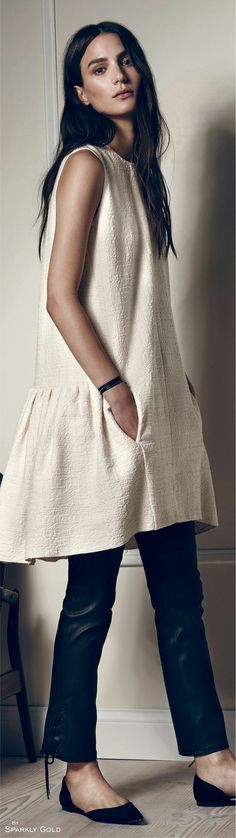 Hellessy Spring 2016 RTW women fashion outfit clothing stylish apparel @roressclothes closet ideas