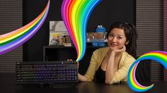 Corsair Gaming Strafe RGB Mechanical Keyboard: Cherry MX Silent: Overvie...