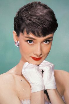 """Private Icon    """"Audrey Hepburn always looked so fresh and young,"""" says Eldridge. """"Her gamine, doe-eyed look suits just about everyone."""""""