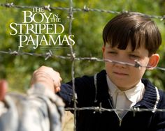 The Boy in the Striped Pajamas ~ innocence teaches ignorance the true value of life and humanity