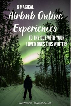 Looking for a unique way to celebrate the winter holidays with your loved ones? Here are 8 magical Airbnb Online Experiences that are perfect for virtual get-togethers. Learn how to bake and cook, get virtual travel experiences and take care of your fitness and wellness with these unique listings! #ad #Airbnb Travel Guides, Travel Tips, Travel Advise, Travel Plan, Virtual Travel, Ultimate Travel, Beautiful Places To Visit, Amazing Places, Family Travel