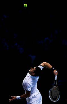 Novak Djokovic - ATP World Tour Finals - 2011