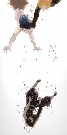 Manga Anime, Sad Anime, Anime Demon, Anime Boys, Anime Art, Demon Slayer, Slayer Anime, Avatar Zuko, Anime Character Drawing