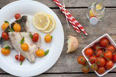 Ricetta Sarago con pomodorini alle erbe - Labna