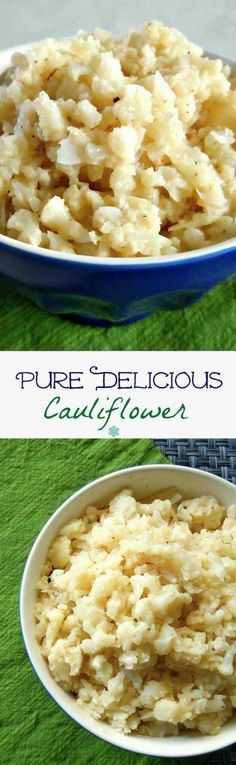 Pure Delicious Cauliflower Recipe is my favorite cauliflower dish. You won't believe how much you are going to enjoy it and…