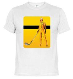 Kill Bill Golfer. #golf #films #tarantino #umma #tshirt