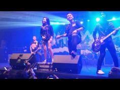 Killing Me Inside Feat SanSan PWG - Fake - Live Konser ShowCase in JEC Y...