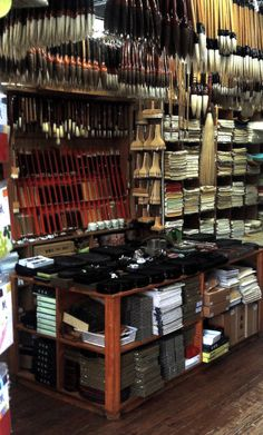 Calligraphy shop by moline on Flickr, Heaven!