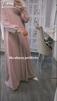 Stylish Hijab, Modest Fashion Hijab, Modern Hijab Fashion, Muslim Women Fashion, Islamic Fashion, Abaya Fashion, Fashion Outfits, Mode Abaya, Mode Hijab