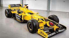Super Sport Cars, Super Cars, Nascar, Eddie Jordan, Stock Car, Gp F1, Formula 1 Car, Car Museum, Vintage Race Car