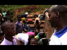 c1w17 Lake Victoria video about water pollution problems and disease.