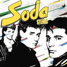 Shop Soda Stereo [LP] VINYL at Best Buy. Find low everyday prices and buy online for delivery or in-store pick-up. Soda Stereo, Vinyl Lp, Vinyl Music, Vinyl Records, Music Album Covers, Music Albums, Rock Argentino, Rock Y Metal, Cool Car Accessories