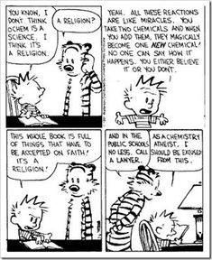¿Estamos o no estamos de acuerdo con Calvin?