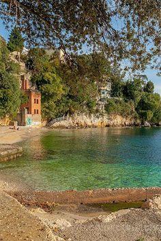 What to do in Croatia: Best Beaches. Pecine Beach, Rijeka.