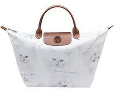 To know more about LONGCHAMP × Charles Anastase Sac Pliage Perisan Cats f331fa901d7d9