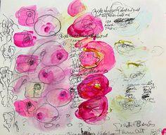 Mixed media artist Eeli-Ethel Polli - Blog - One of my favorite artist Joan Snyder