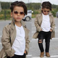 Moda de niño
