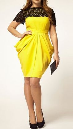 Curvy Girl Style: Fancy Frocks   Essence.com
