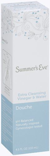 Summers Eve Douche Extra Cleansing Vinegar and Water - 4.5 fl Oz has been published at http://www.discounted-beauty-products.com/2012/05/07/summers-eve-douche-extra-cleansing-vinegar-and-water-4-5-fl-oz/
