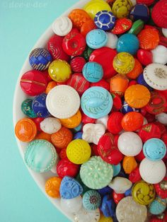 little glass buttons 1 | Flickr - Photo Sharing!