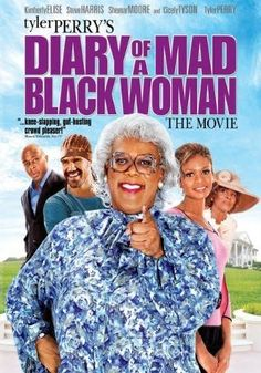 DIARY OF A MAD BLACK WOMAN: Kimberly Elise, Steve Harris, Tyler Perry, Shemar Moore - 2005
