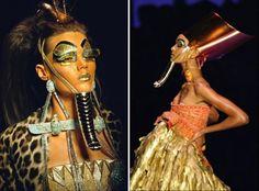 Egyptian fashion runway